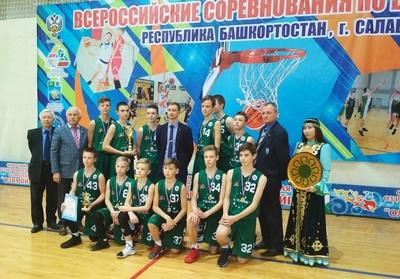 Межрегиональный этап Первенства России по баскетболу