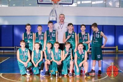 Открытый турнир по баскетболу среди юношей «Прорыв блокады»