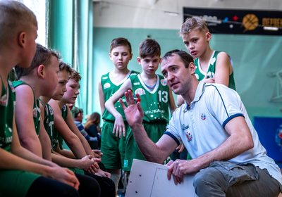 Готовимся к фестивалю «Мини-баскетбол РФБ»