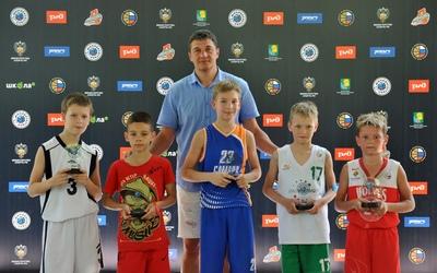 Всероссийский фестиваль «Мини-баскетбол РББ»