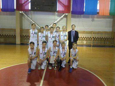 Игры Полуфинала Всероссийских соревнований по баскетболу